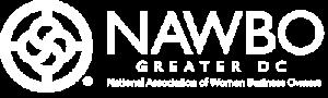 NAWBO DC white logo
